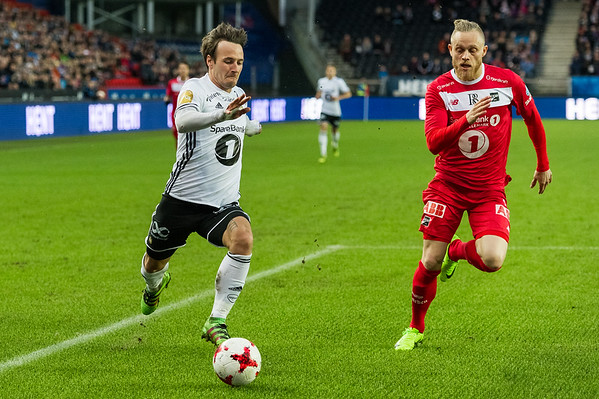Rosenborg vs Odd (02 April 2017)