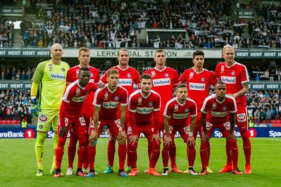 Rosenborg - Austria Wien