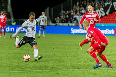 Eliteseriekamp Rosenborg - Odd