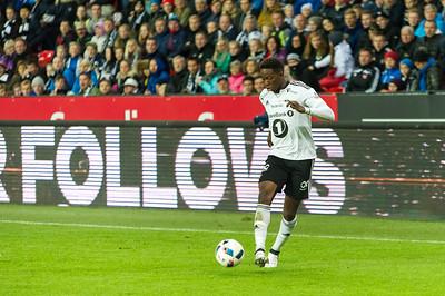 Rosenborg - Vålerenga (02 okt 2016)