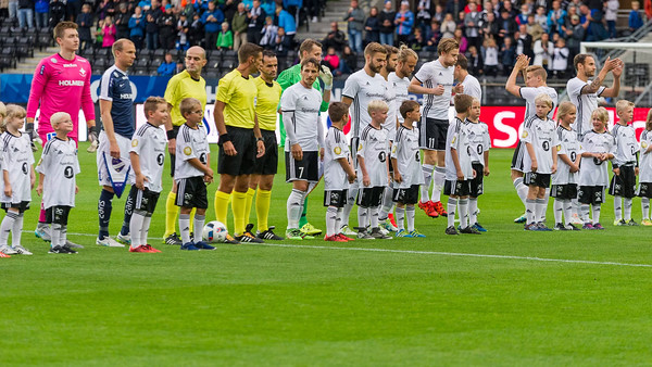 Rosenborg - Norrköping