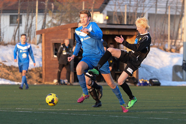 Tiller A vs Tomrefjord IL (29 mar 2014)