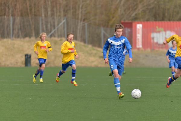 Tiller G14 vs Orkanger (4 mai 2014)