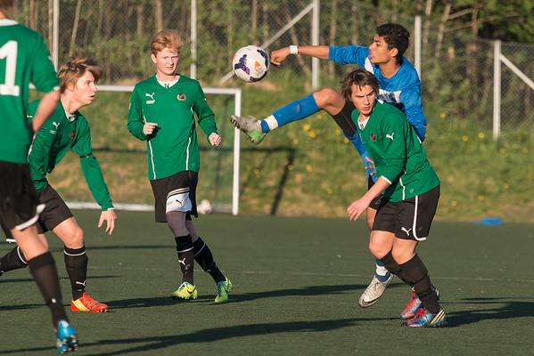 Tiller G19 vs Heimdal (27 mar 2014)