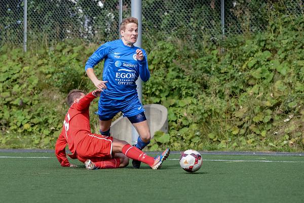 Tiller A vs Kolstad (24 aug 2014)