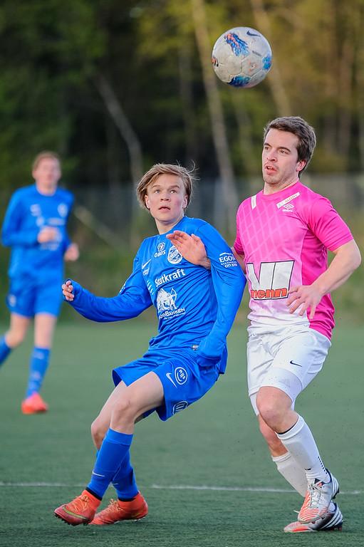 Tiller 2 vs Mosvik (18 mai 2015)