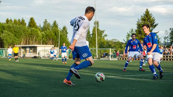Fotball: Tiller 2 vs Ranheim