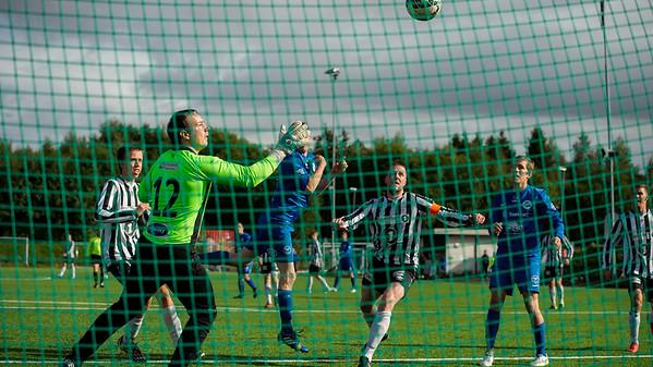 Fotball Herrer 4. divisjon avdeling 1 mellom  Tiller - Fram