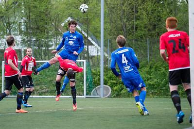 Fotball: Tiller vs Stjørdals Blink 2