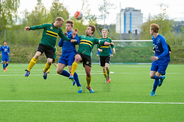 Tillerbyen vs NTNUI (20 mai 2016)