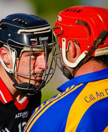 The passion of Hurling can sometimes bring situations to a knife edge....
