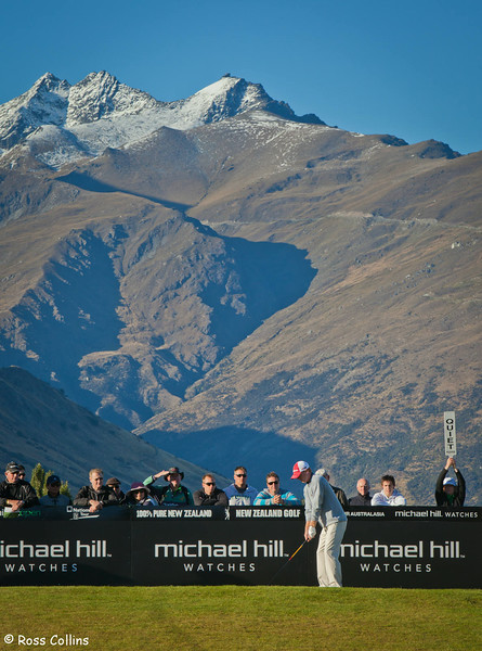 New Zealand Open 2009, 3rd and 4th Rounds, The Hills, Arrowtown, 14/15 March 2009