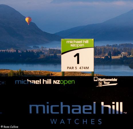 2010 New Zealand Open, The Hills, Arrowtown, January 2010