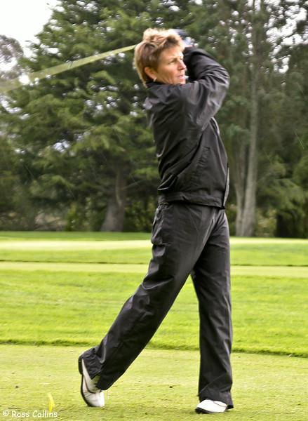 Women's Interprovincial Golf, Semi-Finals and Playoffs, Ngaruawahia Golf Club, 8 October 2005