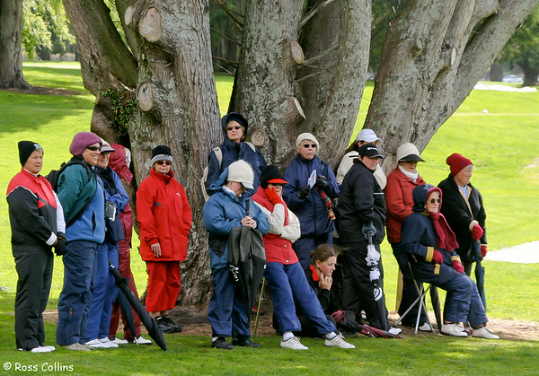 Women's Interprovincial Golf, Penny Newbrook vs Sharon Ahn, Ngaruawahia Golf Club, 8 October 2005