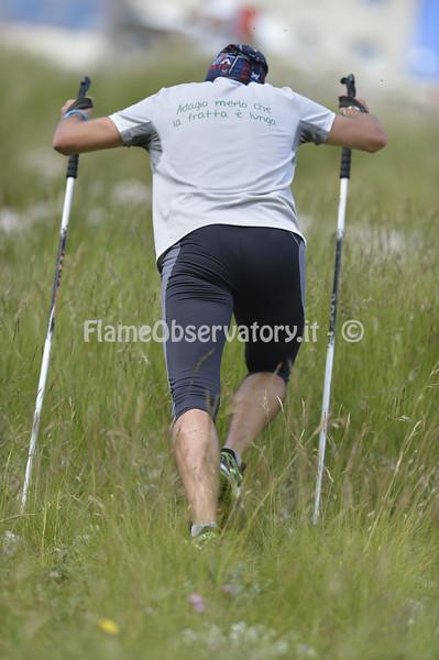 Gran Sasso d'Italia Vertical Run 2014