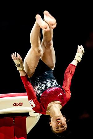 23rd Mar 2019, Womens Gymnastics World Cup, Resorts World Arena, Birmingham