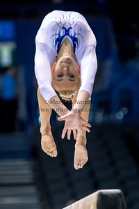 Womens' World Cup Gymnastics