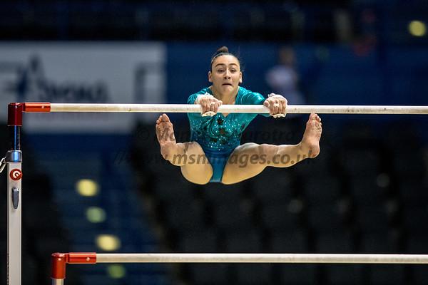 Womens' World Cup Gymnastics