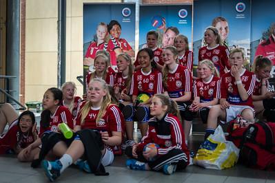 DNB Trondheim Håndball Cup 2015