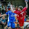 Grundigliga seriekamp håndball menn mellom Kolstad og Drammen HK