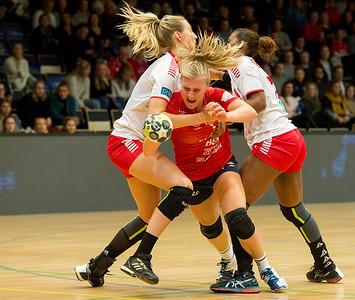 Eliteseriekamp mellom Byåsen Elite og Larvik HK