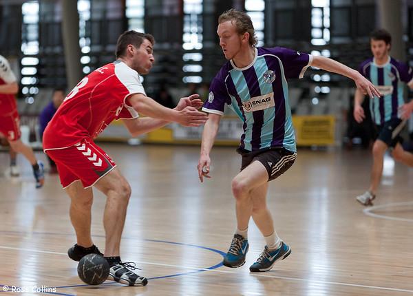 Wellington Handball Open 2012, ASB Sports Centre, Wellington, 15 September 2012