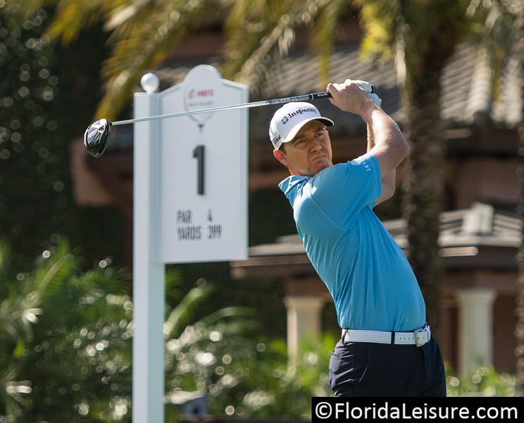 Jimmy Walker at Hero World Challenge, Isleworth Golf & Country Club, Windermere, Florida - 4th December 2014 (Photographer: Nigel G Worrall)
