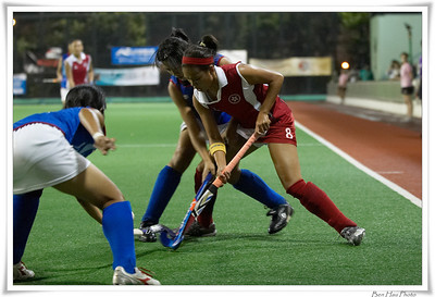 6th Asia Cup Women's Hockey 2007