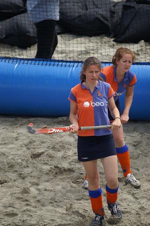 Beach hockey 16-06-2007Oud-Beijerland