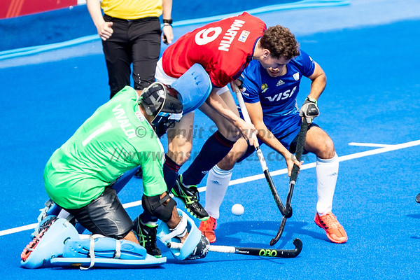 18th May 2019, FIH Pro League, Mens England vs Argentina18th May 2019, FIH Pro League, Womens England vs Argentina