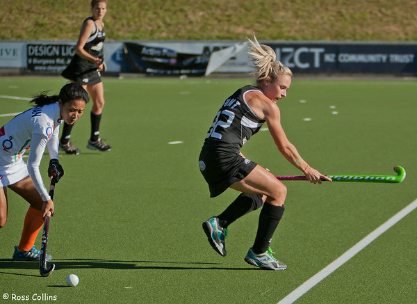 Black Sticks 6 vs. India 5 2012