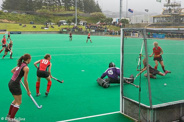 National Hockey League Finals, Wellington, 14/15 October 2006