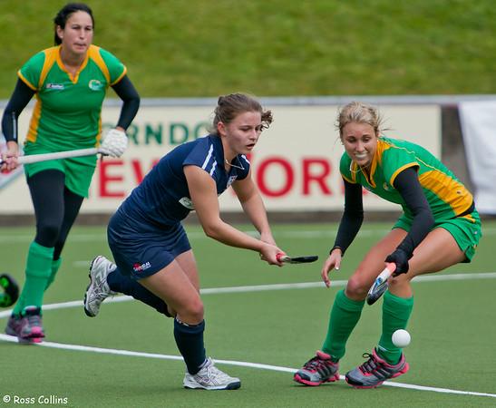 National Hockey League 2011 - Auckland vs. Central (Women's Final)