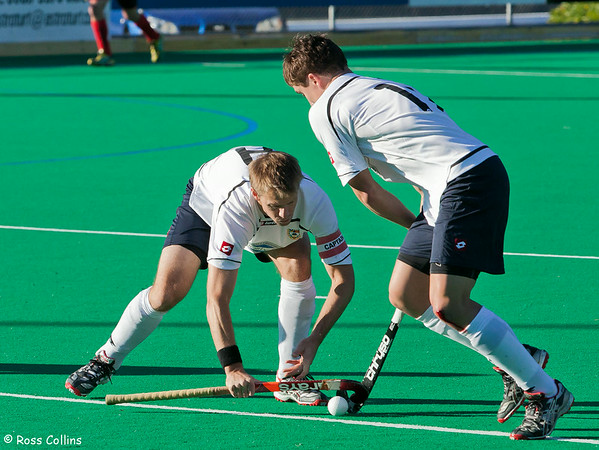 National Hockey League 2011 - Auckland vs. Canterbury (Men Round 5)