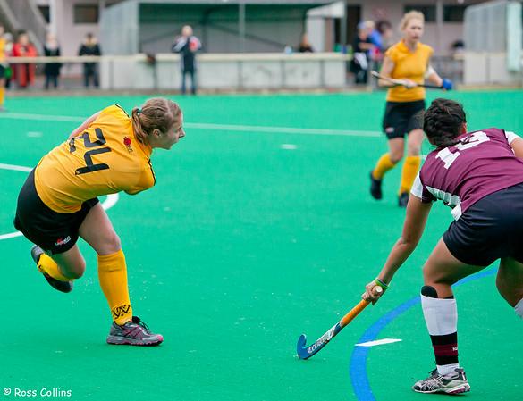 National Hockey League 2011 - North Harbour vs. Capital (Women RR5/RR8)