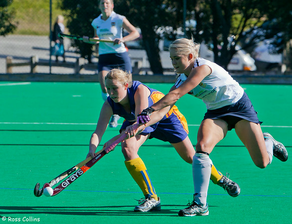 National Hockey League 2011 - Auckland vs. Southern (Women Round 6)