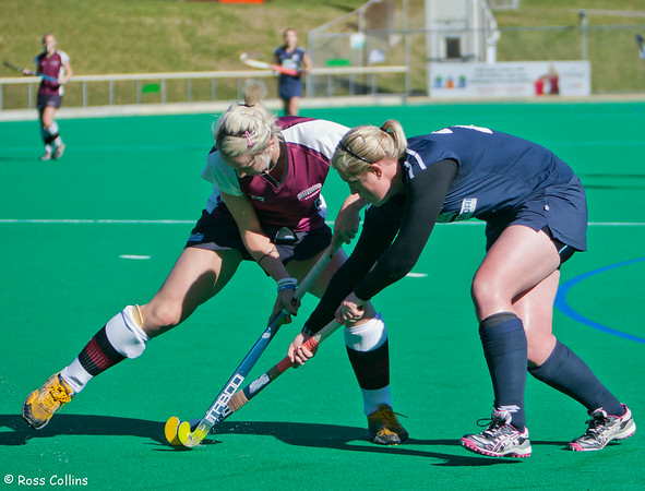 National Hockey League 2011 - Auckland vs. North Harbour (Women Round 4)