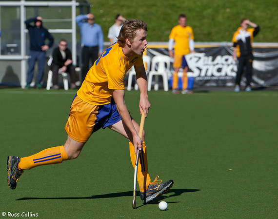 National Hockey League 2011 - Southern vs. Northland (Men Round 4)