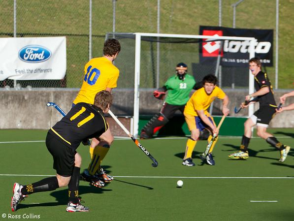 National Hockey League 2011 - Capital vs. Southern (Men Round 5)