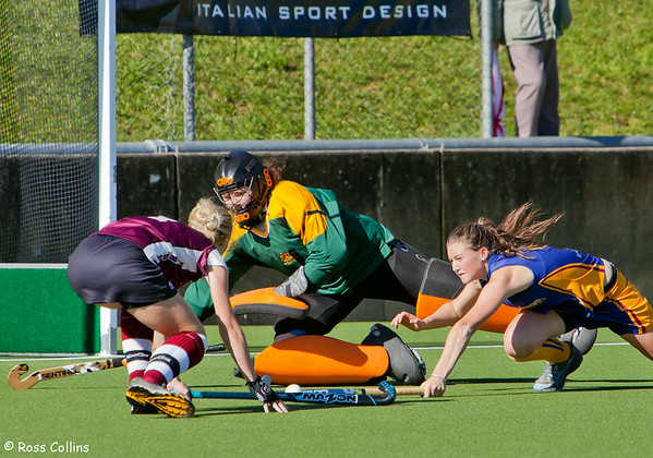 National Hockey League 2011 - North Harbour vs. Southern (Women Round 5)