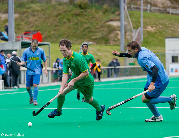 National Hockey League 2011 - Central vs. Northland (Men Round 7)