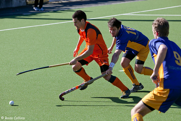 National Hockey League 2011 - Midlands vs. Southern (Men Round 6)
