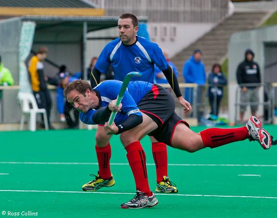 National Hockey League 2011 - Canterbury vs. Midlands (Men Round 7)