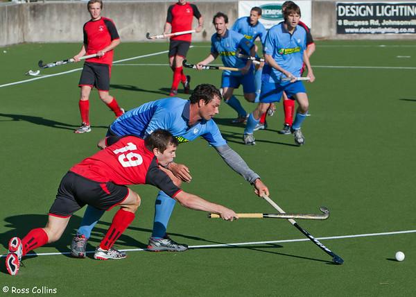 National Hockey League 2011 - Canterbury vs. Northland (Men Round 6)