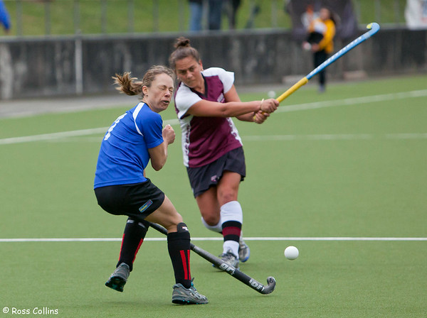National Hockey League 2011 - North Harbour vs. Canterbury (Women Round 7)