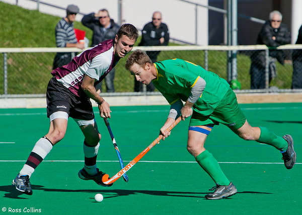 National Hockey League 2011 - North Harbour vs. Central (Men Round 5)