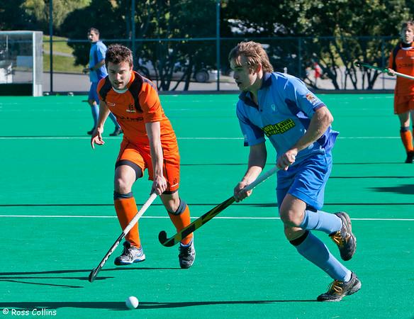 National Hockey League 2011 - Midlands vs. Northland (Men Round 5)
