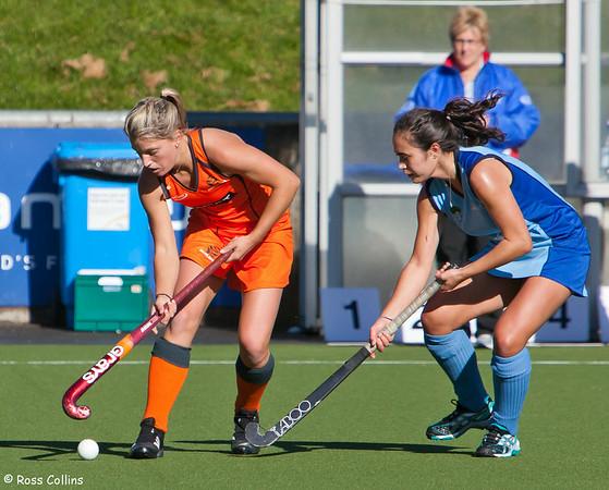 National Hockey League 2011 - Midlands vs. Northland (Women Round 5)