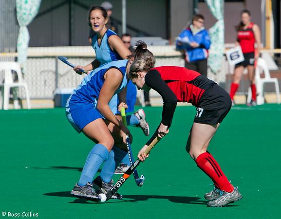 National Hockey League 2011 - Canterbury vs. Northland (Women Round 6)